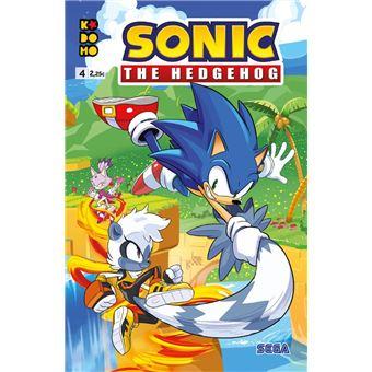 Sonic: The Hedhegog núm. 04