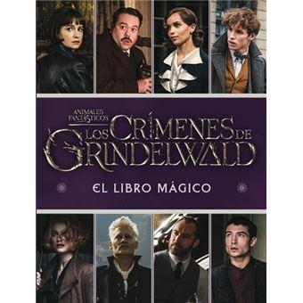 Los Crímenes de Grindelwald - El libro mágico
