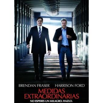 Medidas extraordinarias - DVD