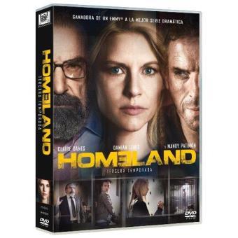 HomelandHomeland - Temporada 3 - DVD