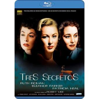 Tres secretos - Blu-Ray