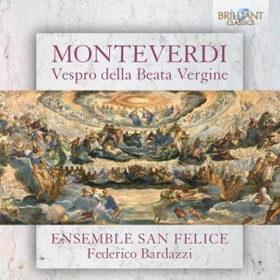 Monteverdi. Vespro della Beata Vergine
