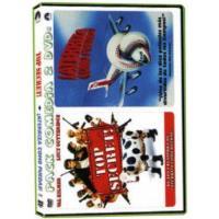 Pack Top Secret! + Aterriza como puedas - DVD