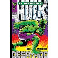 Marvel Gold. El Increíble Hulk   2 - Este monstruo desatado