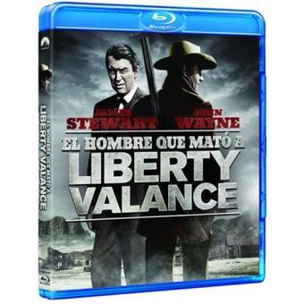 El hombre que mató a Liberty Valance - Blu-Ray