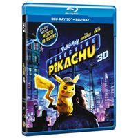 Pokémon: Detective Pikachu - 3D + Blu-Ray