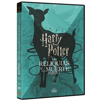 Harry Potter y las Reliquias de la Muerte  Parte I - DVD