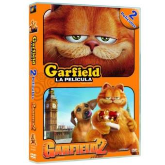Pack Garfield: La película + Garfield 2 - Blu-Ray