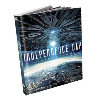 Independence Day Contraataque - DVD  Digibook