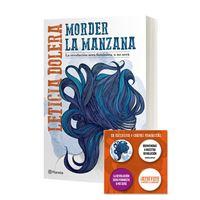 Morder la manzana - Ed. especial - Libro + 4 chapas