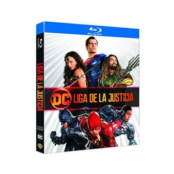 Liga de la Justicia Ed 2018 - Blu-Ray