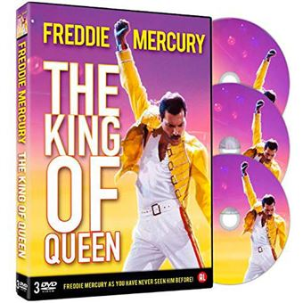 The King of Queen - 3 DVD