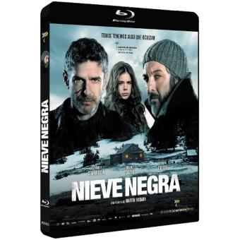 Nieve negra - Blu-Ray