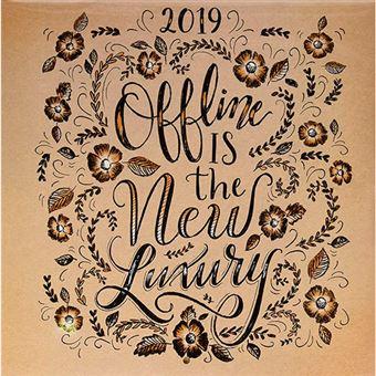 Calendario 2019 Lili & Val