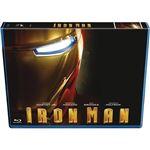 Iron Man - Ed horizontal - Blu-Ray + Blu-Ray Extras