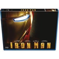 Iron Man - Blu-Ray Ed Horizontal + Blu-Ray Extras