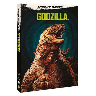 Godzilla  Ed Mayhem - DVD