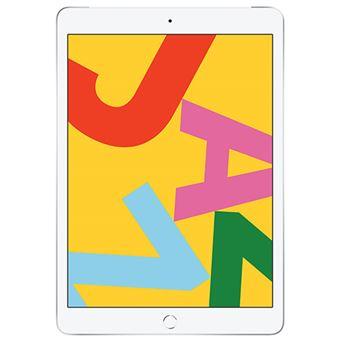 Apple iPad 10,2'' 128GB WiFi+Cellular Plata