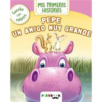Pepe, un amigo muy grande