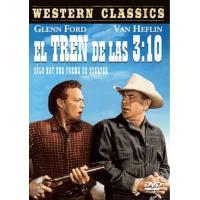 El tren de las 3:10 (1957) - DVD