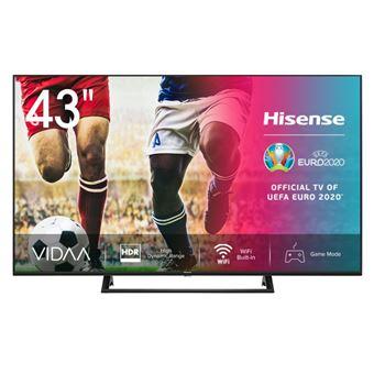 TV LED 43'' Hisense 43A7300F 4K UHD HDR Smart TV