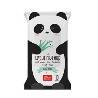 Toallitas Legami a Panda Aloe Vera