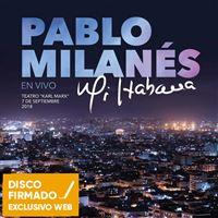Mi Habana. En Vivo desde el Teatro Karl Marx  - CD + DVD - Disco Firmado