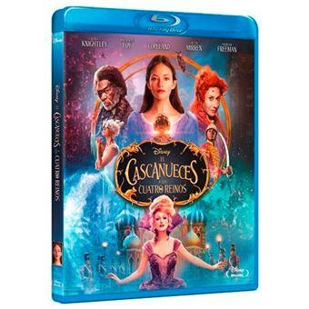 El Cascanueces y los cuatro reinos  - Blu-Ray