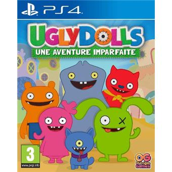 Ugly Dolls: Una aventura imperfecta - PS4