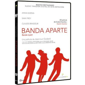 Banda aparte - DVD