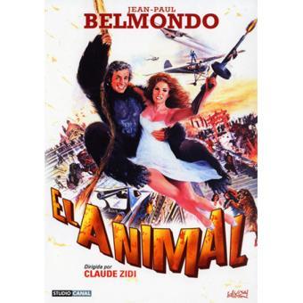 El animal - DVD