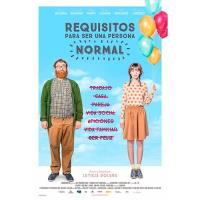 Requisitos para ser una persona normal - DVD