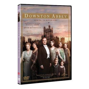 Downton Abbey - Temporada 6 - DVD