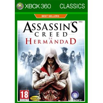 Assassin,s Creed: La Hermandad Classics Xbox 360