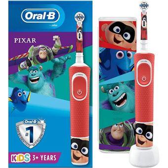 Cepillo eléctrico infantil Oral-B Kids Disney Pixar