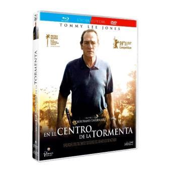 En el centro de la tormenta - Blu-Ray + DVD