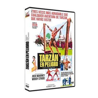 Tarzán en peligro - DVD