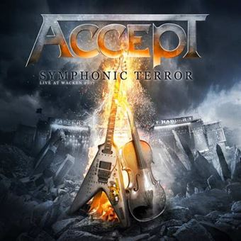 Symphonic Terror - Live at Wacken 2017 - 2 CD + Blu-Ray