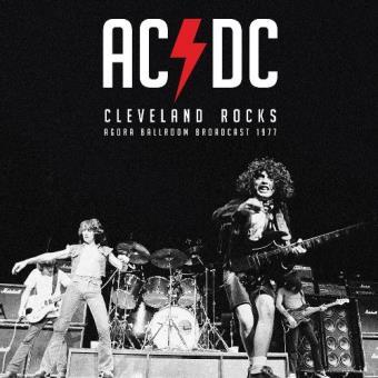 Cleveland Rocks - Ohio 1977 - Vinilo