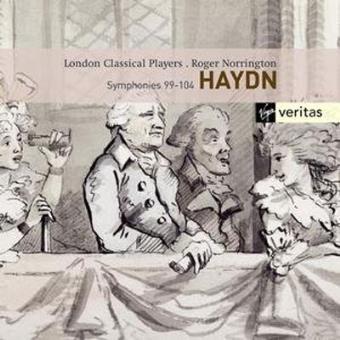 Sinfonías 99 -104