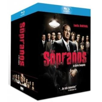 Pack Los Soprano - Serie completa - Blu-Ray