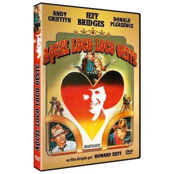 Aquel loco loco Oeste - DVD