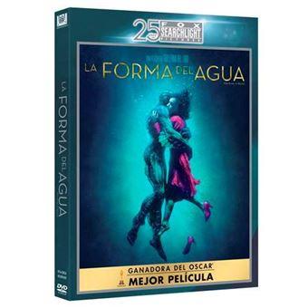 La forma del agua  Ed 25 Aniversario Fox Searchlight - DVD