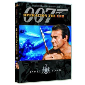 007: Operación Trueno - DVD