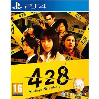 428 Shibuya Scramble - PS4