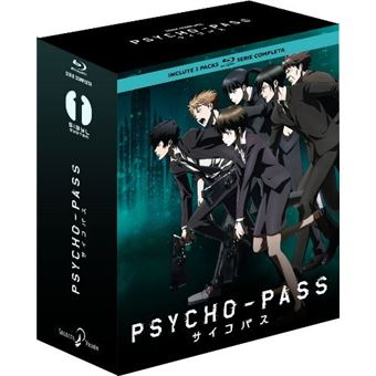 Psycho-Pass - Serie Completa - Blu-Ray