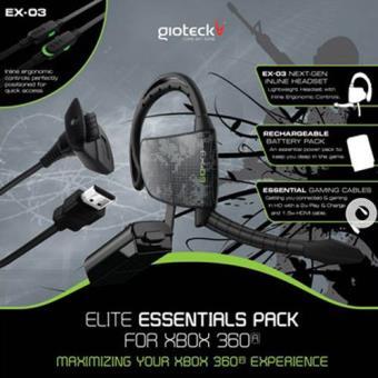 Essentials Pack Xbox 360