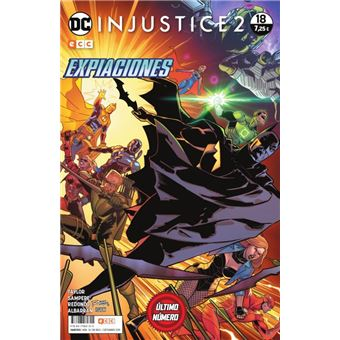 Injustice: Gods among us núm. 76/18