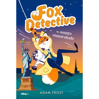 Fox detective 3: Un asunto enmarañado