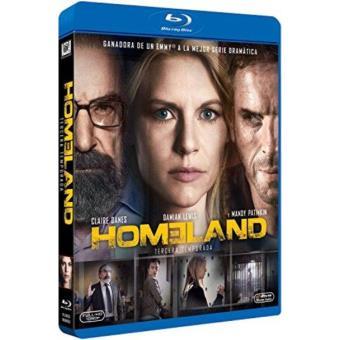 HomelandHomeland - Temporada 3 - Blu-Ray